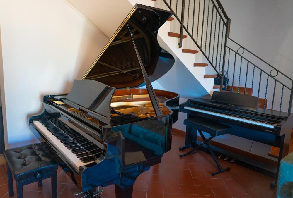 Sala Pianoforte ISI Produzioni