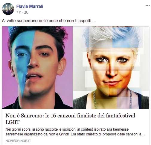Flavia-Marrali-in-finale-al-Festival-di-nonegrindr